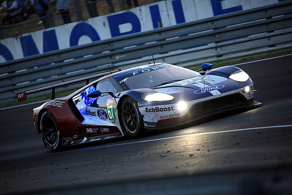 """Le Mans Breaking news Tincknell on Ford vs. Porsche: """"We couldn't have done any more"""