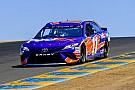 NASCAR Cup Denny Hamlin inherits Stage 2 win as the leaders pit early