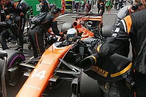 F1 Análisis Galería técnica: la evolución del McLaren MCL32 durante 2017
