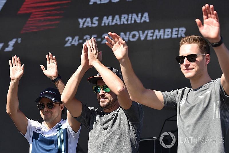 Prost: Vandoorne, Alonso ile benzer seviyede, hatta daha hızlı