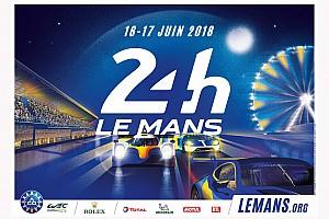 Ле-Ман Новость Организаторы «24 часов Ле-Мана» показали афишу гонки 2018 года