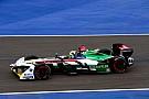 Nico Müller mit neuem Rundenrekord bei Formel-E-Rookietest