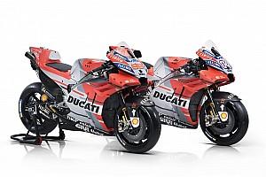 MotoGP Motorsport.com hírek Megérkezett a Ducati 2018-as motorja: GP18