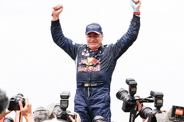 Dakar ステージレポート ダカール14日目:サインツ8年ぶりダカール制覇。トヨタ勢2-3位表彰台