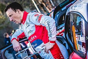 WRC Ultime notizie Citroen, Meeke: