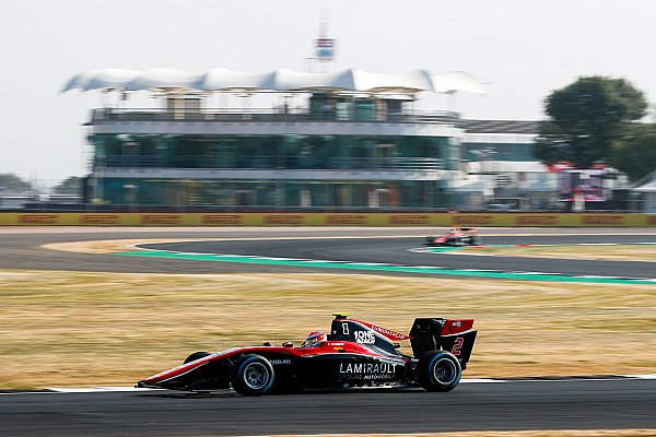 GP3 Race report Silverstone GP3: Hubert retakes points lead with win