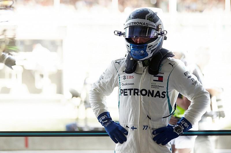 Resmi: Bottas, 2019'da Mercedes'le yarışmaya devam edecek!