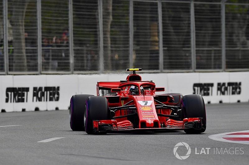 Ocon hits out at Raikkonen after Baku crash