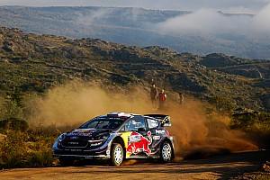 WRC Noticias M-Sport soluciona sus problemas de adherencia de Argentina