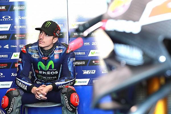 MotoGP Reactions Vinales bingung dengan inkonsistensi Yamaha di tes Valencia