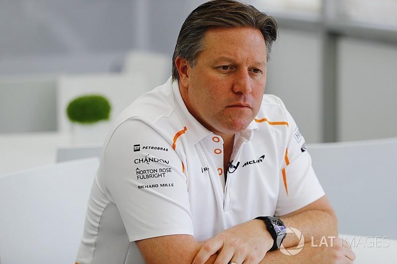 Зак Браун стал генеральным директором McLaren F1