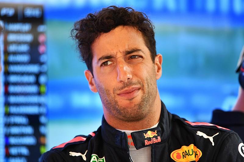 Red Bull підтвердила штраф Ріккардо у Канаді