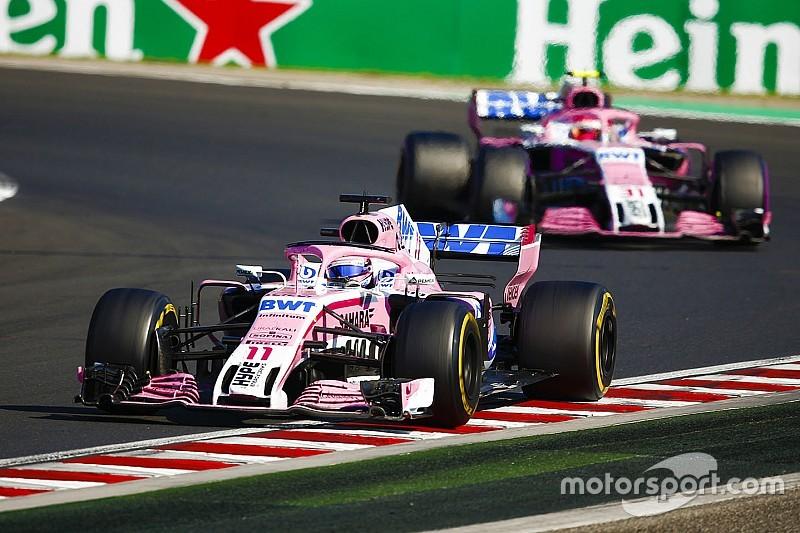 Перес очікує звичайного вікенду для Force India у Спа
