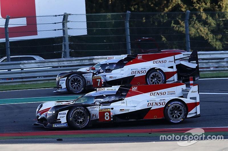 Toyotas Zwickmühle: Wenn Alonso auf Platz zwei liegt…