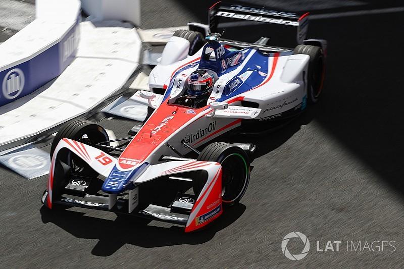 Formel E Rom: Überlegene Pole-Position für Rosenqvist