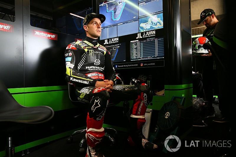 Superbike-kampioen Rea blijft tot en met 2020 bij Kawasaki