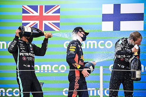 """Verstappen, """"Honda, Mercedes'e geçen yıl daha yakındı"""""""
