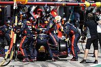 Red Bull раскрыла причины двойного схода в первой гонке сезона