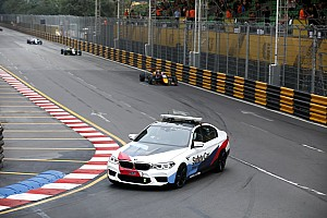 Le GP de Macao arrêté suite à un terrifiant accident