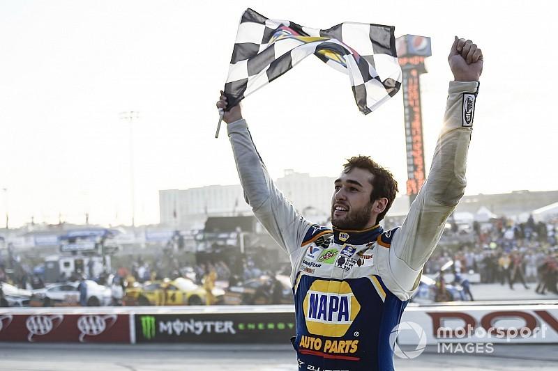 Chase Elliott es nombrado el piloto más popular de NASCAR en 2018