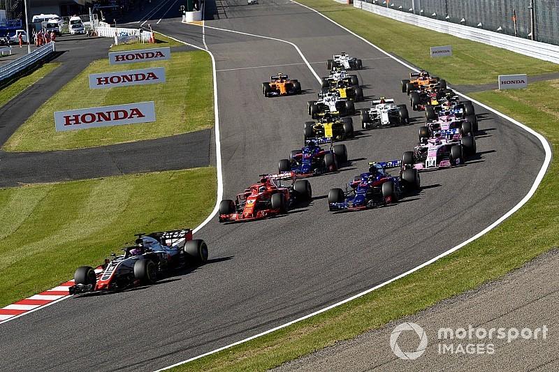 F1 abandona ideia de mudar sistema de pontuação