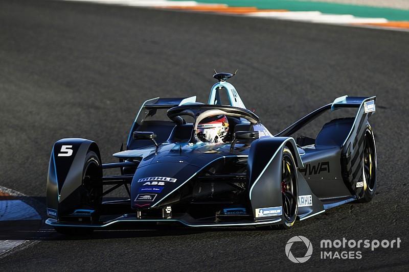 Вандорн: Моя мета – виступати у Формулі Е за Mercedes