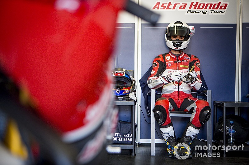 Motivasi ekstra Gerry Salim hadapi CEV Moto3 Valencia