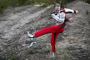 Toyota, iniziano male i test per Monte-Carlo: Latvala fa un incidente nel primo giorno di test