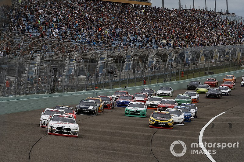 NASCAR Xfinity and Truck Series 2019 start times released