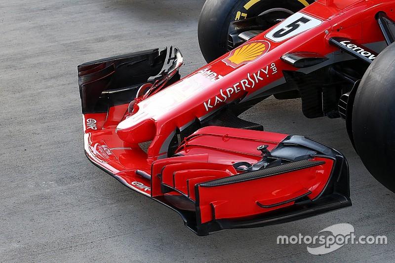 Ferrari підготувала для етапу в Сочі своє найбільше оновлення