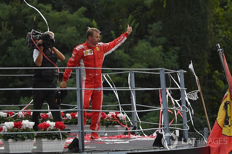 Los aficionados no deberían abuchear a los pilotos de F1, dice Raikkonen