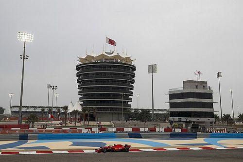 Volledige uitslag derde training F1 Grand Prix van Bahrein