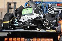 Mercedes interdit de piste après le crash de Mortara