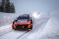 Arctic WRC: Tanak leads after Day 1 for Hyundai