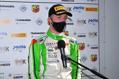 Jenzer locks in FIA Formula 3 line-up