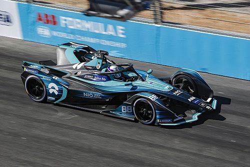 "NIO 333 ""surprised a few people"" with Formula E turnaround"