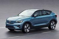 Íme az új C40 Recharge, mellyel elindul a Volvo egy tisztán elektromos jövő felé