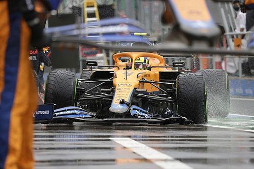 Crash de Bottas: Norris attend mieux de la part de top pilotes