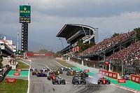 Los horarios de cada carrera de F1 en 2020
