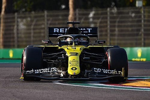 "Ricciardo P5 in kwalificatie: ""Imola is echt cool"""