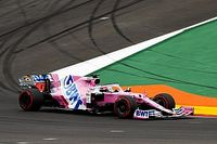 Perez close to penalty after reprimand for Gasly move