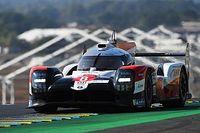 Toyota lidera la 1° práctica para las 24 Horas de Le Mans