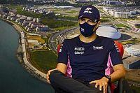 Perez: 'Lucht is geklaard met Racing Point'