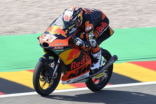 German Moto3: Pedro Acosta strengthens championship lead with Sachsenring win