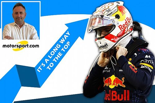 Chinchero racconta Max Verstappen - It's a long way to the top