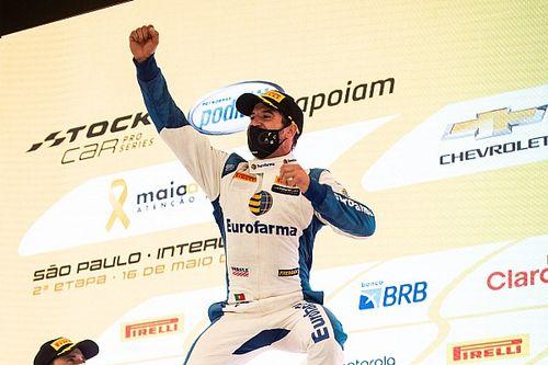 Stock Car Pro Series: Casagrande, FE champ da Costa win wild races