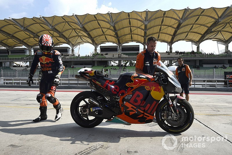 KTM: Zarco inizia a capire la RC16, ma servono tempo e pazienza per arrivare al top