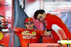 Ferrari apprécie l'investissement de Leclerc auprès des ingénieurs