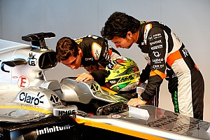 Fórmula 1 Últimas notícias Pérez: novos carros darão sensação de sair da GP2 para F1