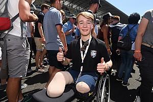 Формула 4 Новость Монгер вернулся за руль гоночной машины